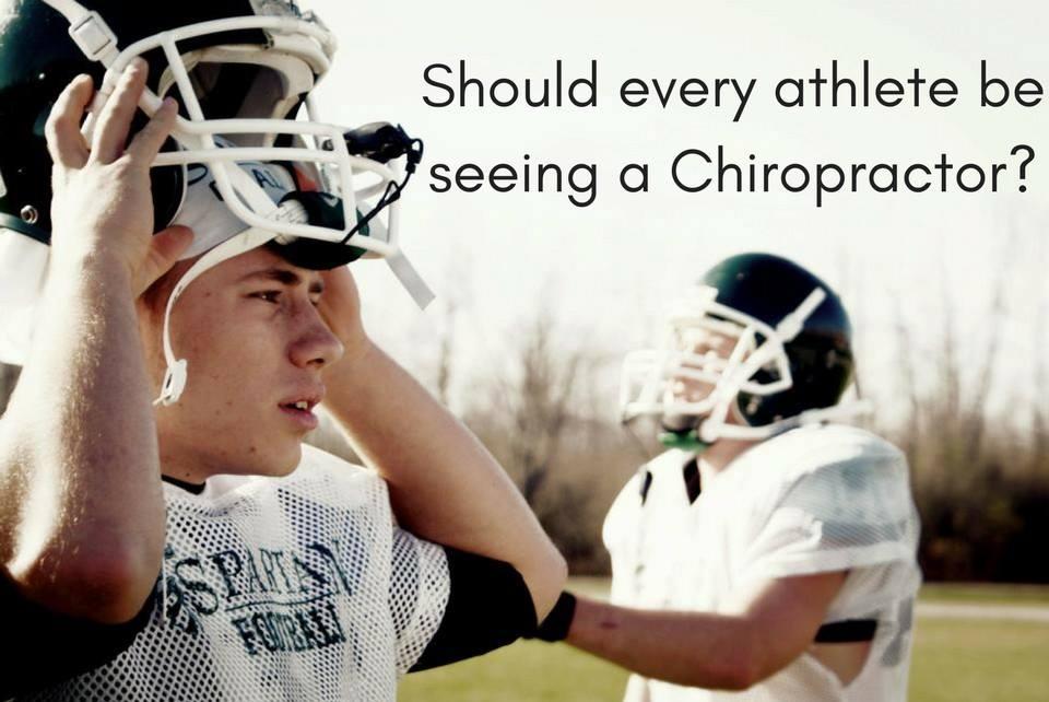 Sport Athlete Chiropractor